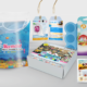 the Design Helper Creative Design & Digital Services packaging retal ecommerce product